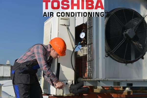 mantenimiento aire acondicionado toshiba madrid